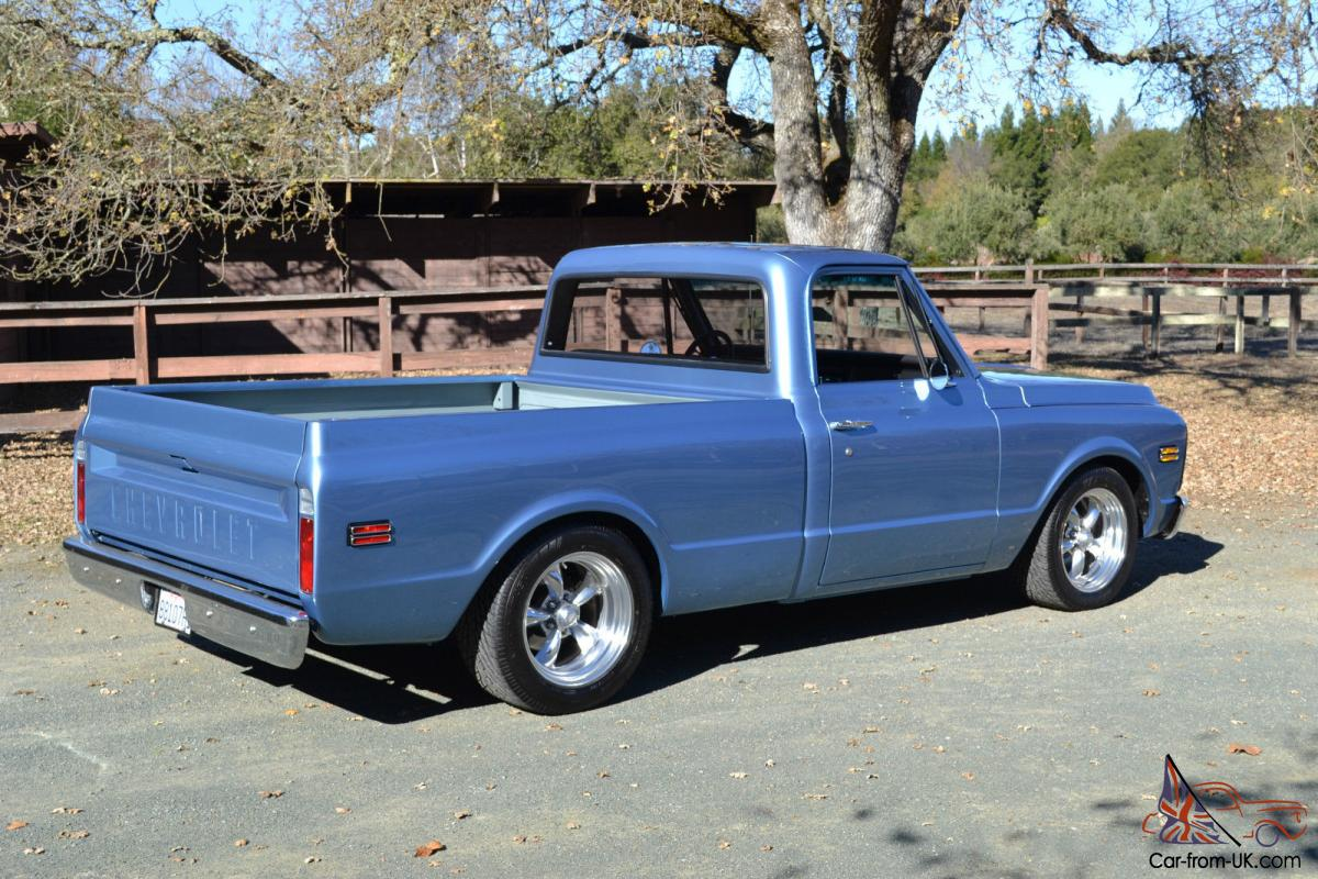 All Chevy 1969 chevy c10 for sale : Chevy C10 Short Bed Fleetside Big Window
