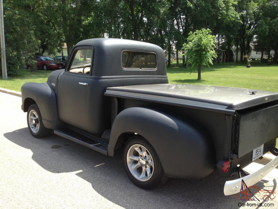 1949 Chevy 4x4 Shortbox Classic Truck 1947 1948 1950 1951 Hot Rod Rat Rod Jeep
