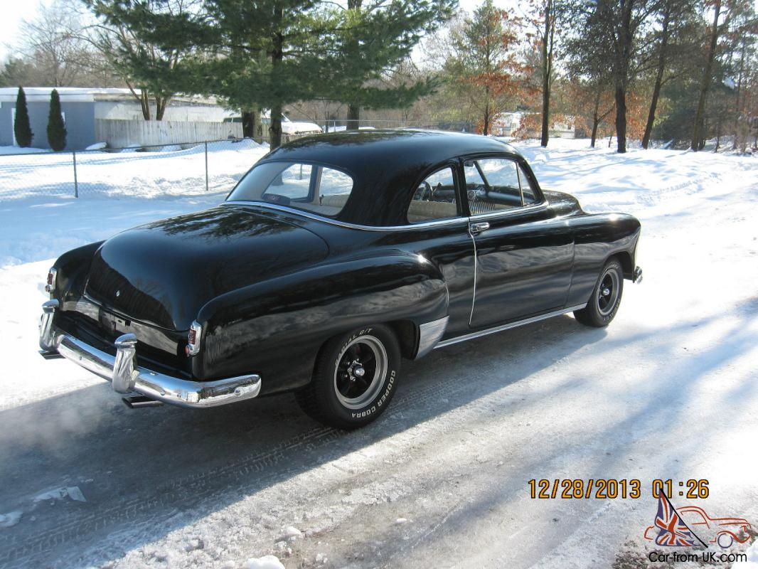 Coupe 1951 chevy sport coupe : chevy sport coupe lightly modified project