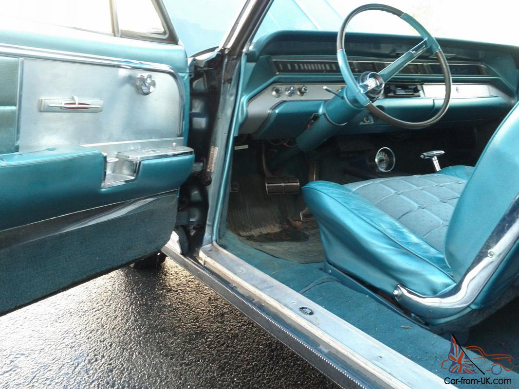 1964 Oldsmobile 98 coupe