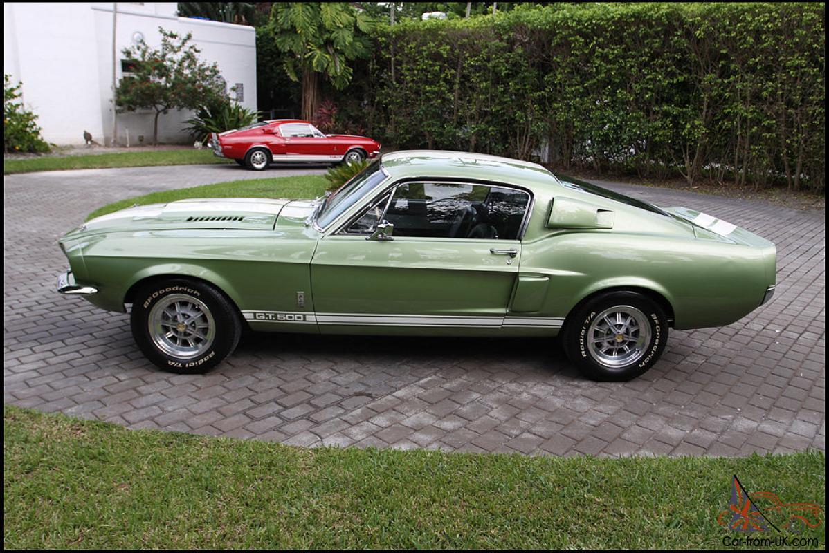67 Mustang Fastback Eleanor For Sale Australia