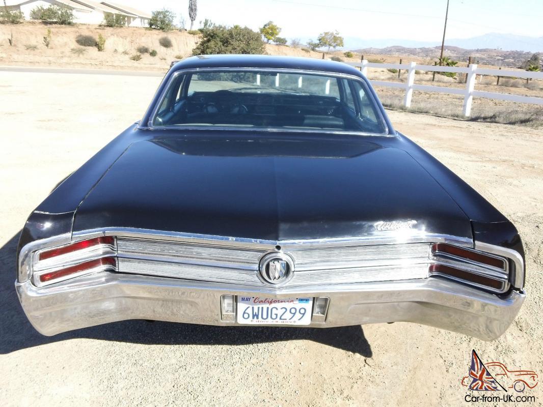 1965 Buick Wildcat Deluxe 6 6l