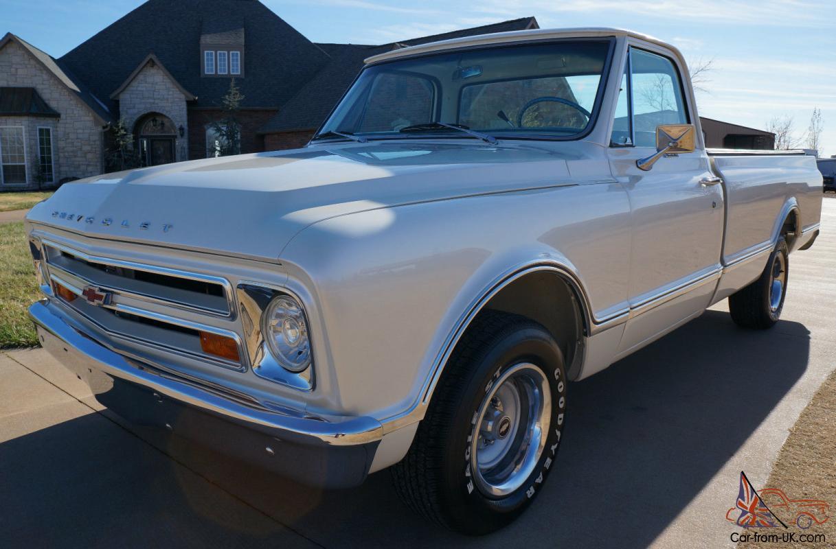 1967 Chevrolet C10 Cst Package
