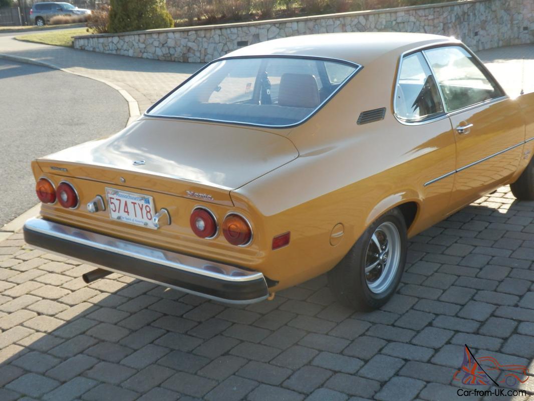 1974 Opel Manta