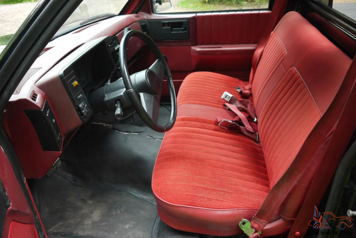 Bench Seat For 1992 Chevy Truck