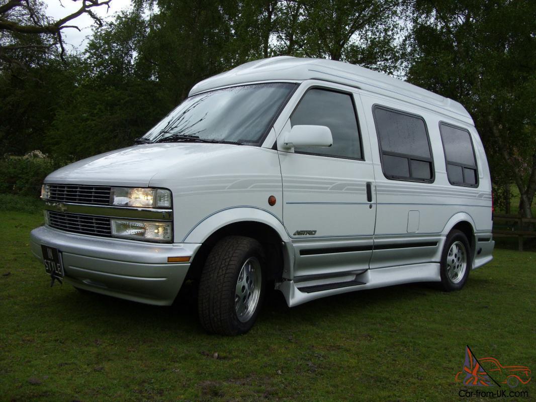 LPG Chevrolet Astro GMC Safari Dayvan Auto Camper American Chevy Tourin  Festival