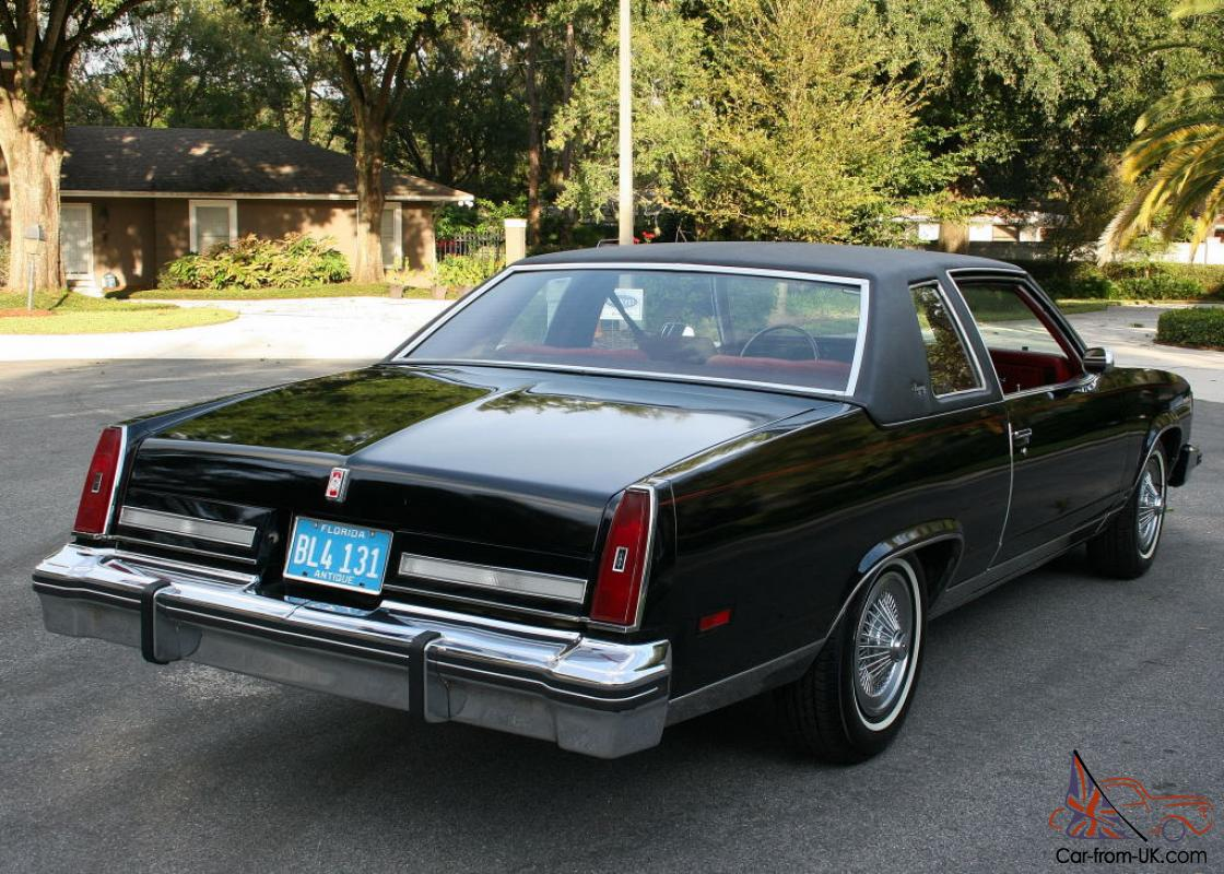 GORGEOUS TWO OWNER LUXURY CLASSIC -1978 Oldsmobile 98 Regency Coupe
