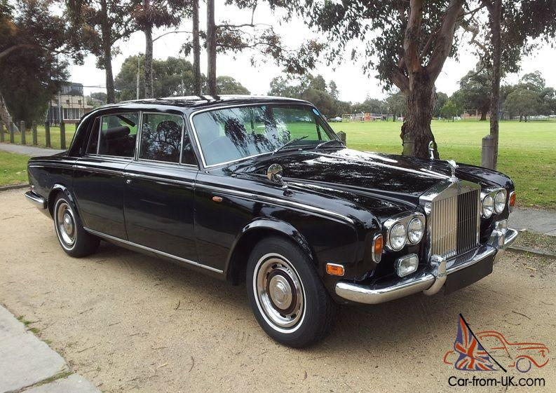Rolls Royce Silver Shadow    Spirit Repairs  U0026 Servicing