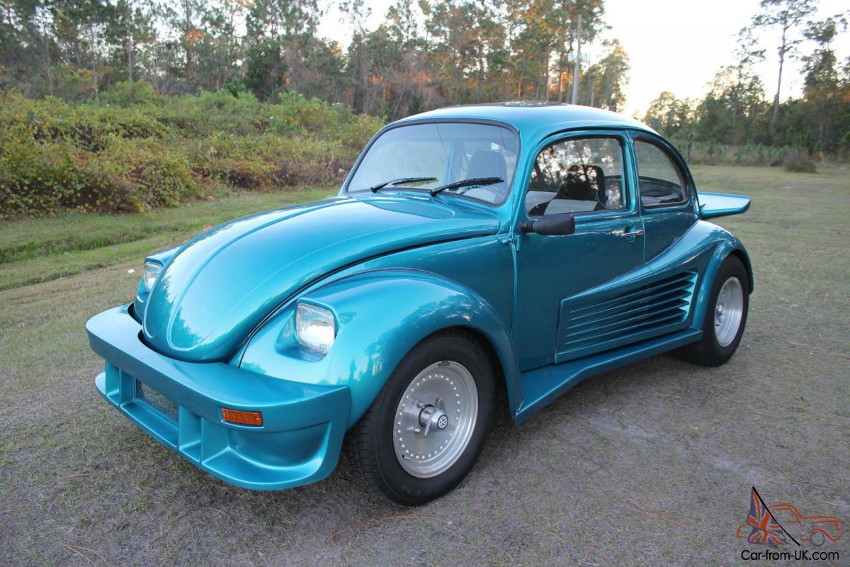 1972 Volkswagen Super Beetle Ferrari Kit Car Call Now Free Shipping