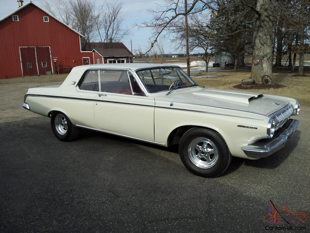 1963  63    DODGE  DART//330//440 SERIES   SHOP MANUAL