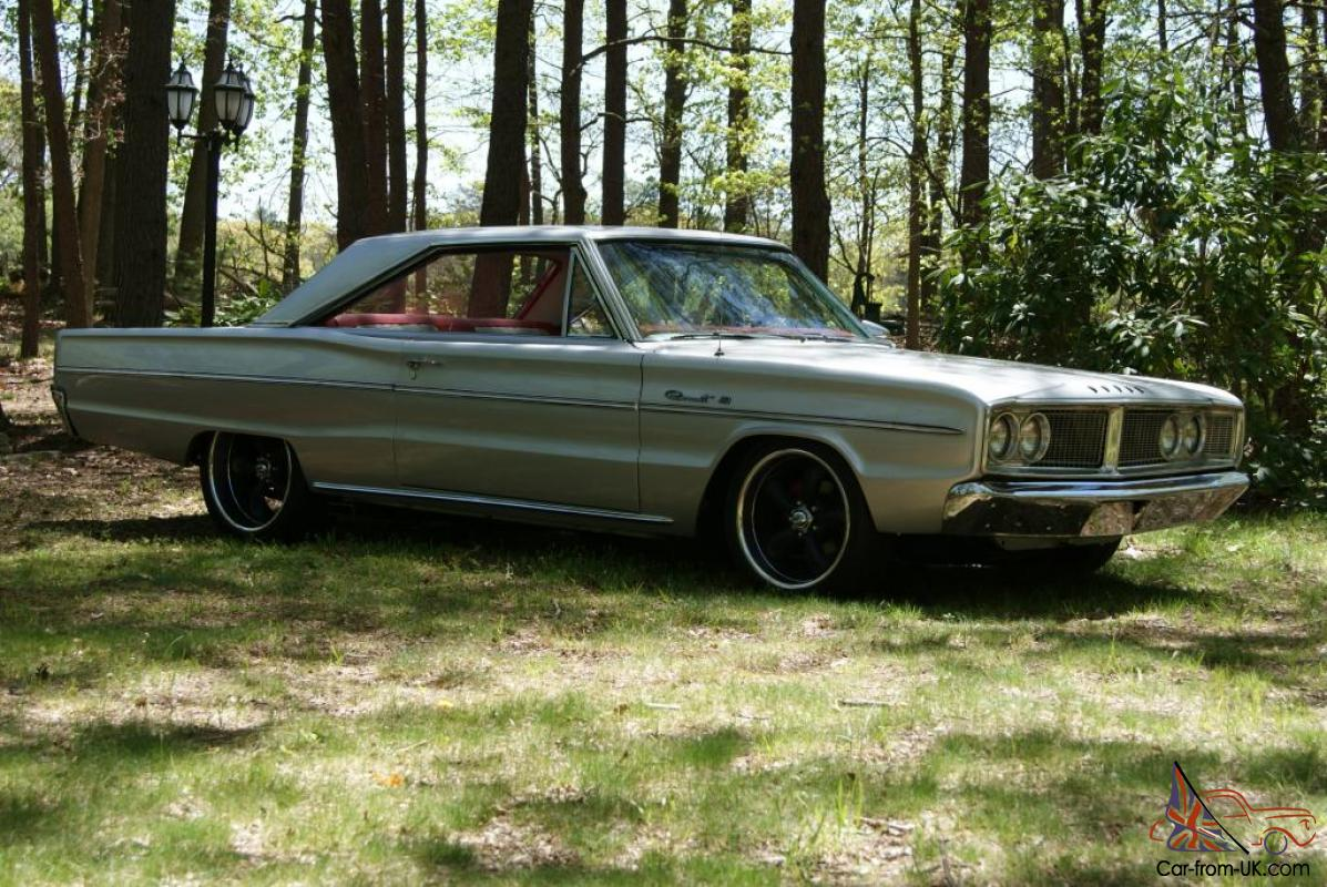 1966 Dodge Coronet 440 Hipo 361 4 Speed Completely Restored A Must See