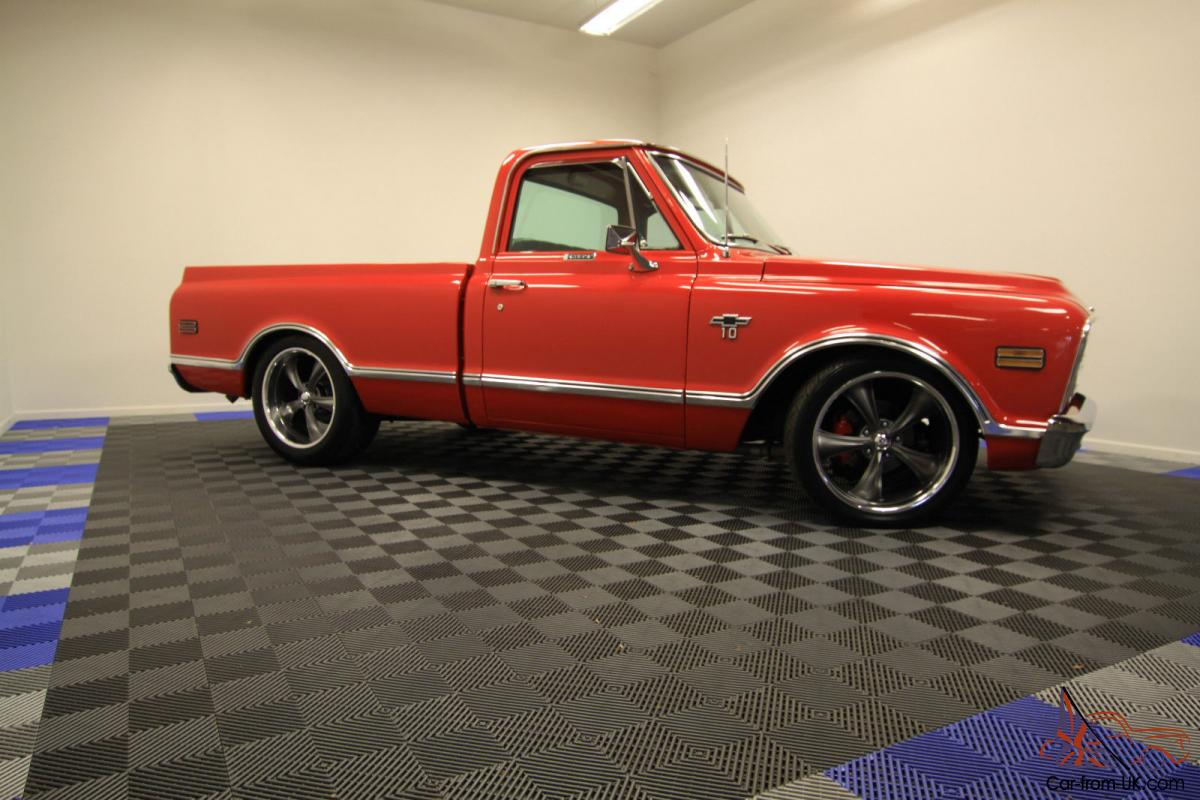 All Chevy 1969 chevy c10 for sale : C10 CST CHEVY CHEVROLET TRUCK PRO-TOURING HOT ROD NOT 1969 1967 67 ...