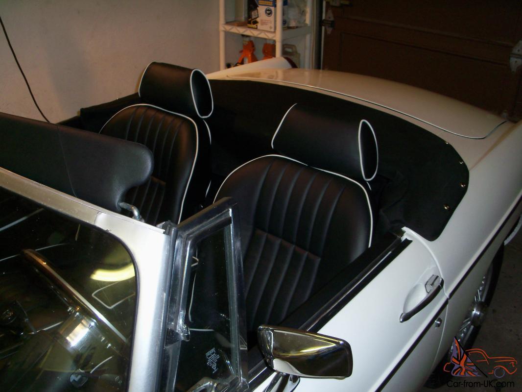 MGB V8 Conversion