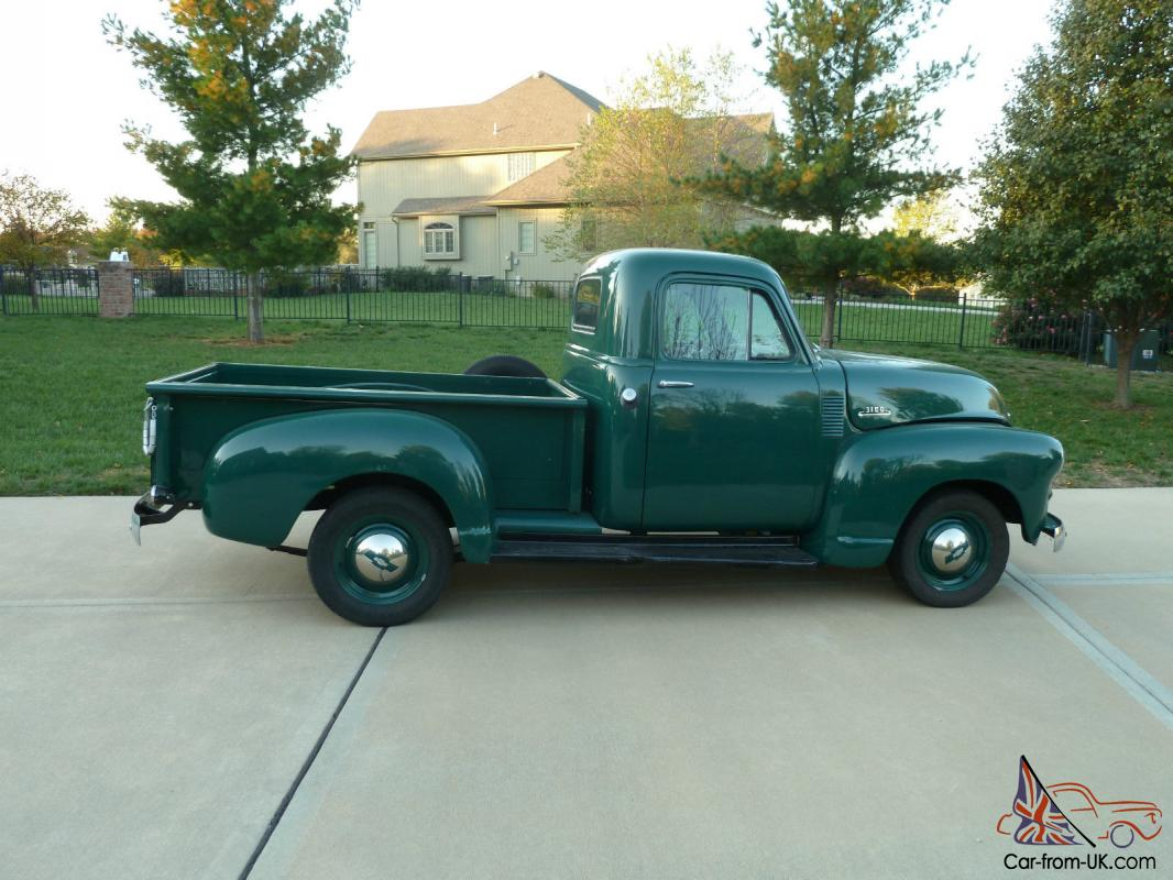 Chevy Pick Up Truck 3100
