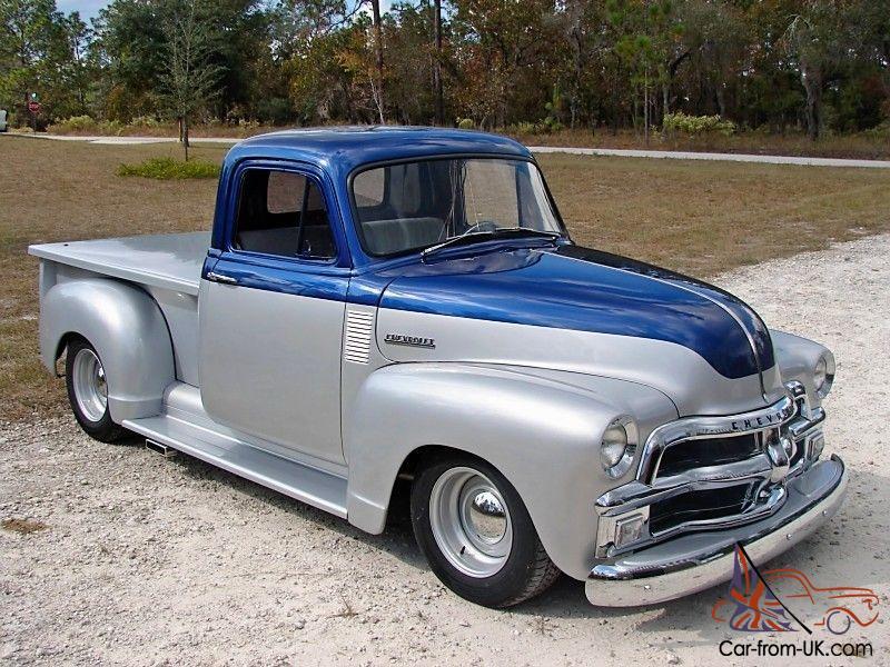 1954 Chevrolet Custom Pickup