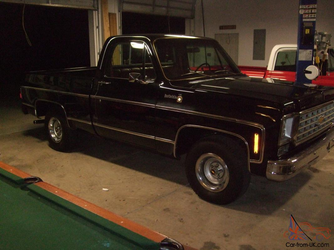 All Chevy 1976 chevy c10 : Chevy C10