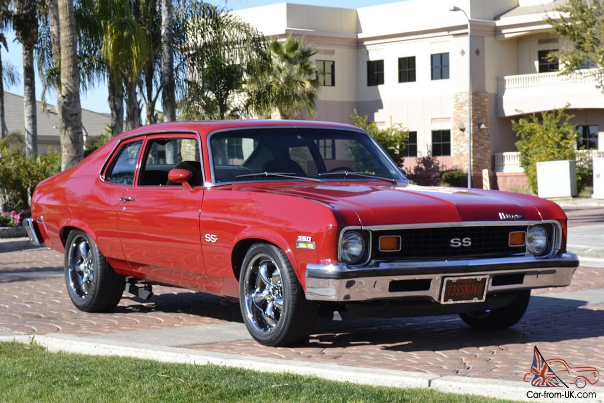 All Chevy black chevy nova ss : Chevrolet Nova SS
