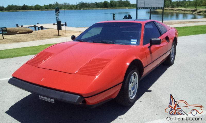 RARE PONTIAC MERA #82 OF 247 MADE FERRARI 308 GTB LOOK A ...