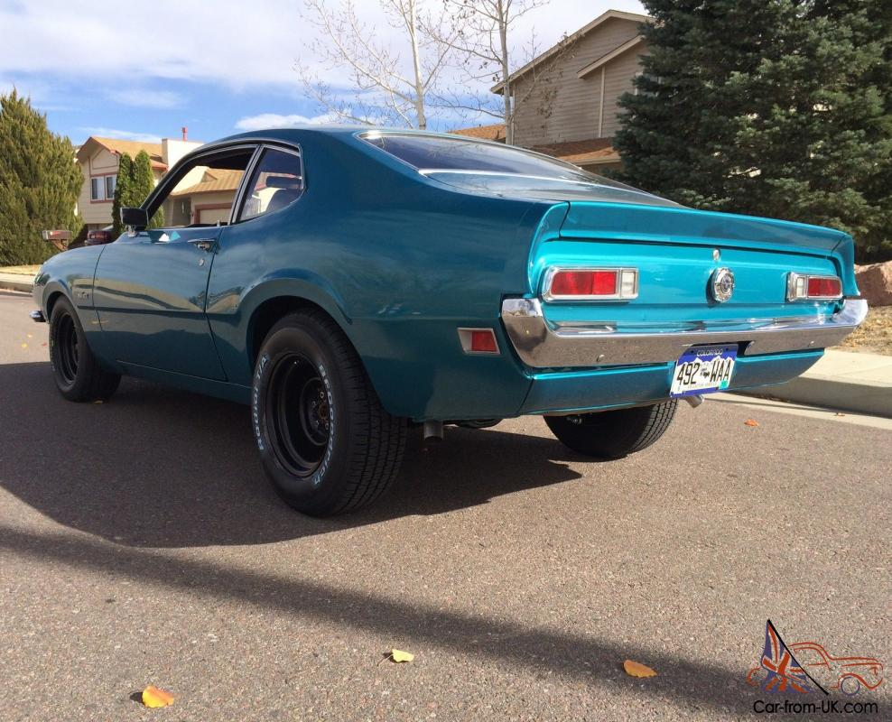 Ford Maverick For Sale >> 1970 Ford Maverick Grabber V8 4 Speed Immaculate Must Read Description