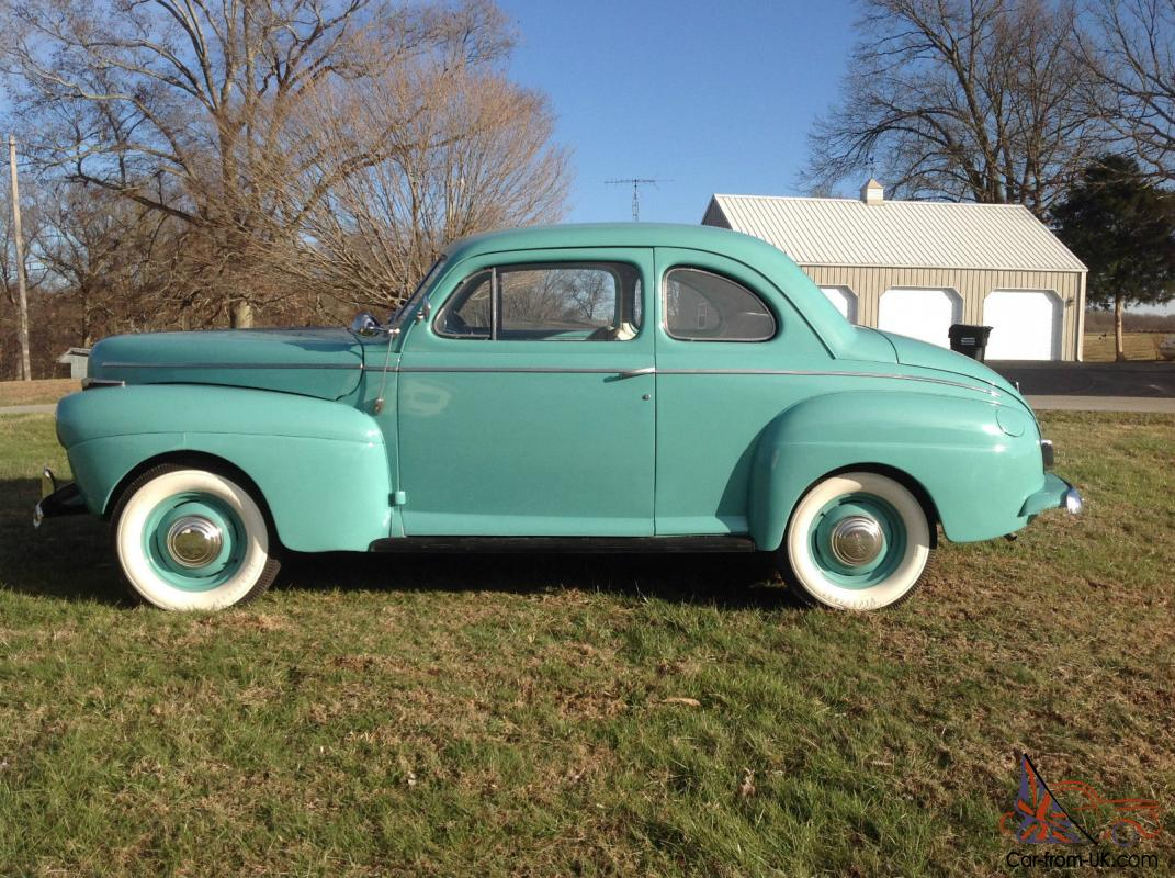 1941 Ford Business Coupe
