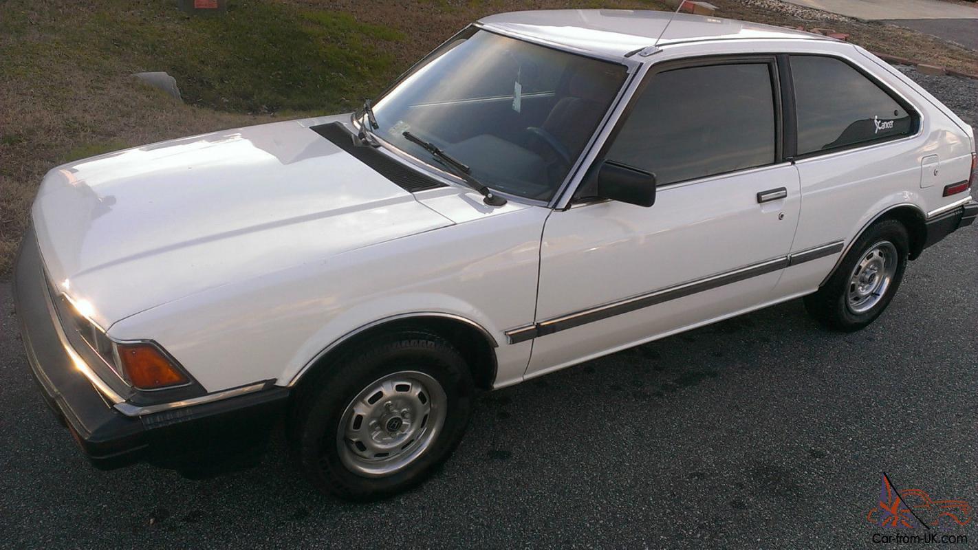 1983 Honda Accord LX hatchback, A/C, 5 speed, new paint ...