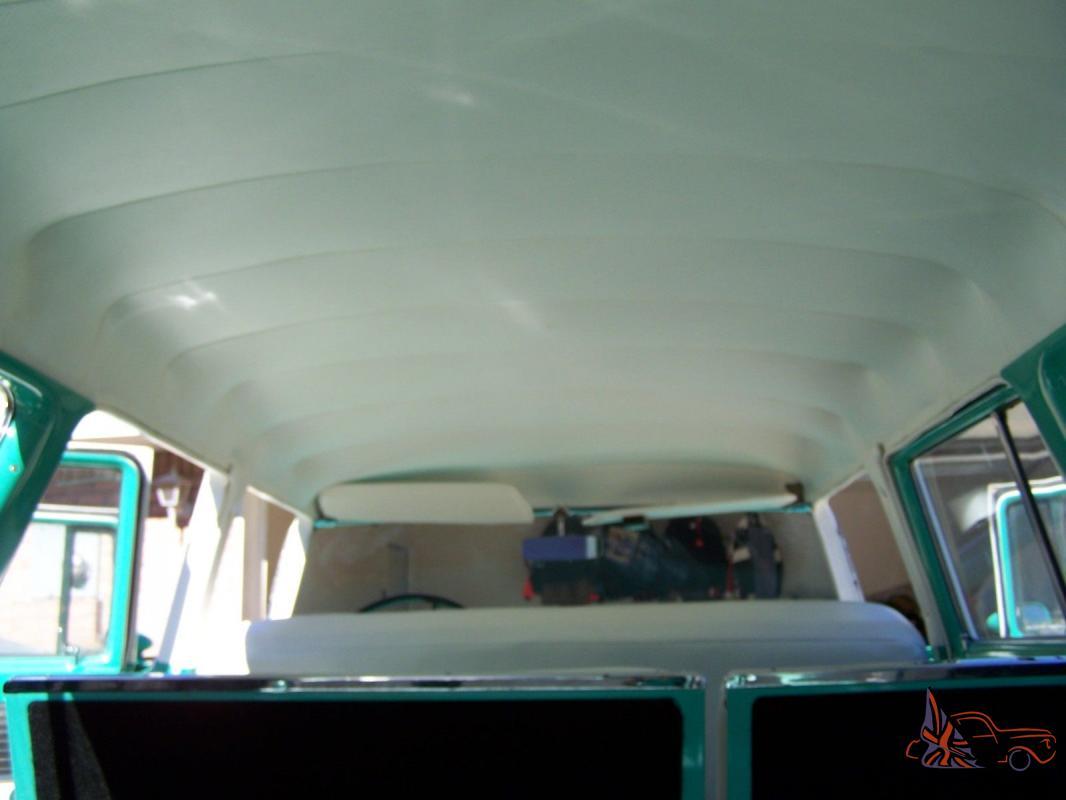 1955 Mercury Monterey Station Wagon Hot Rod Surf Wagon Rat Rod Gasser
