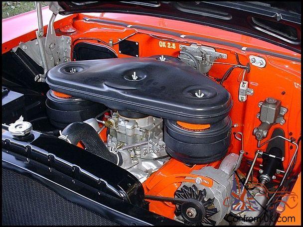 1957 Chevrolet 150 Utility Sedan, 283/270 HP, 4 speed