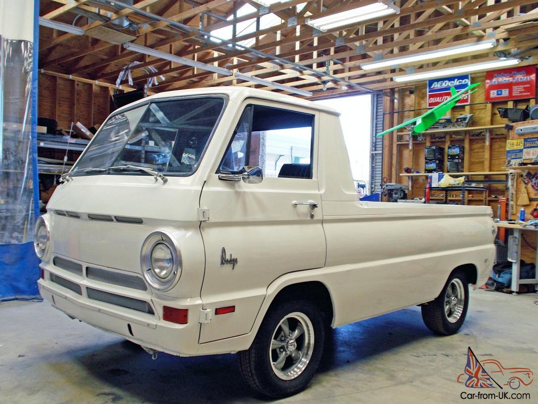 1970 Dodge A100 Truck Rare 318 V8 727 Auto California Truck Runs Great