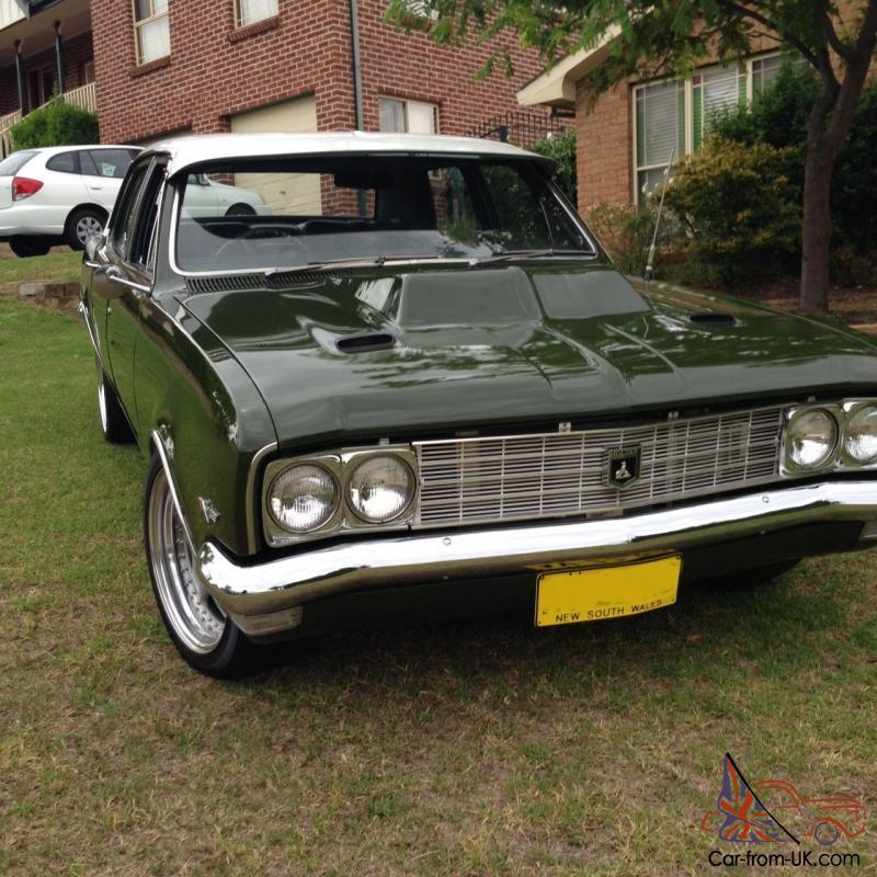1971 HG Holden Premier