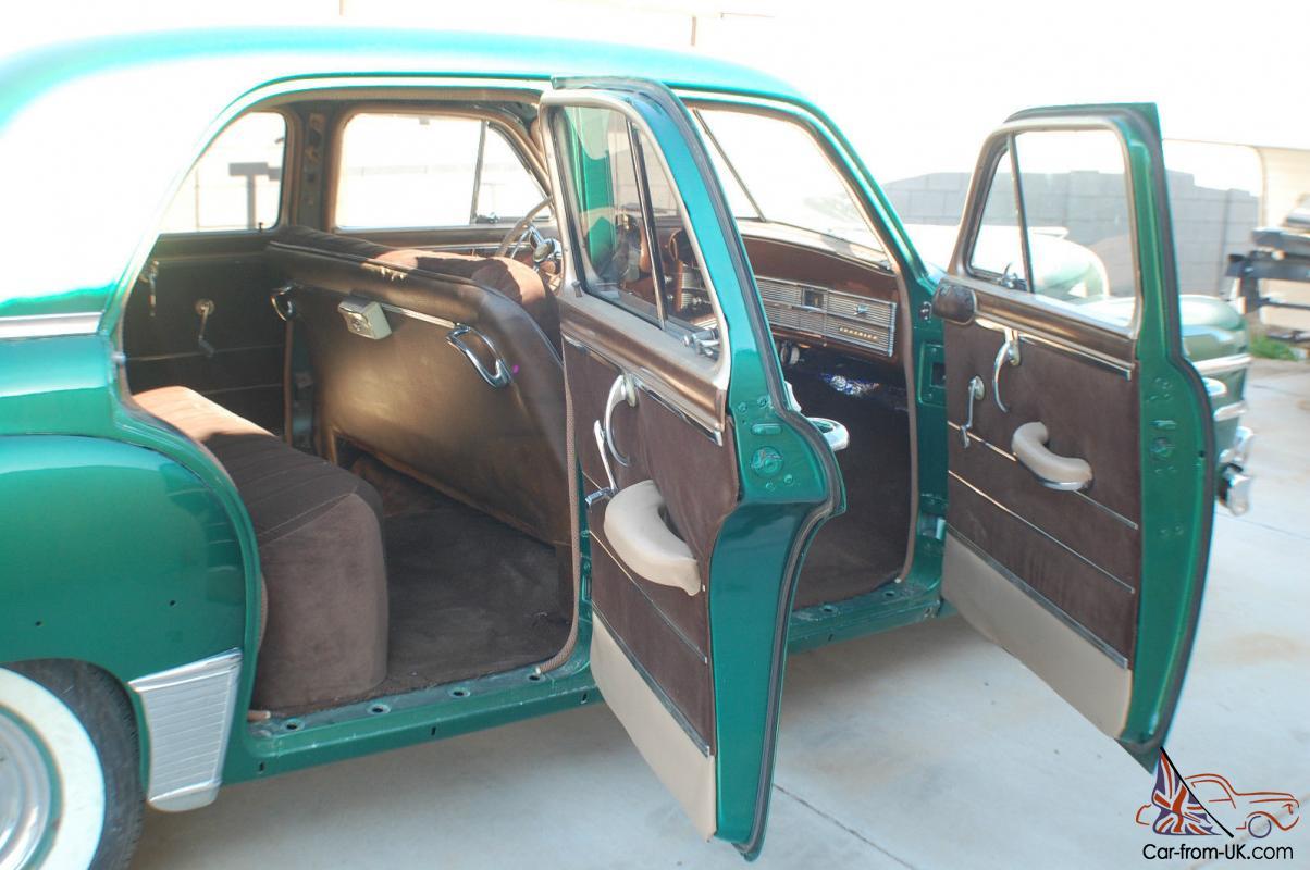 1949 Chrysler Windsor C45