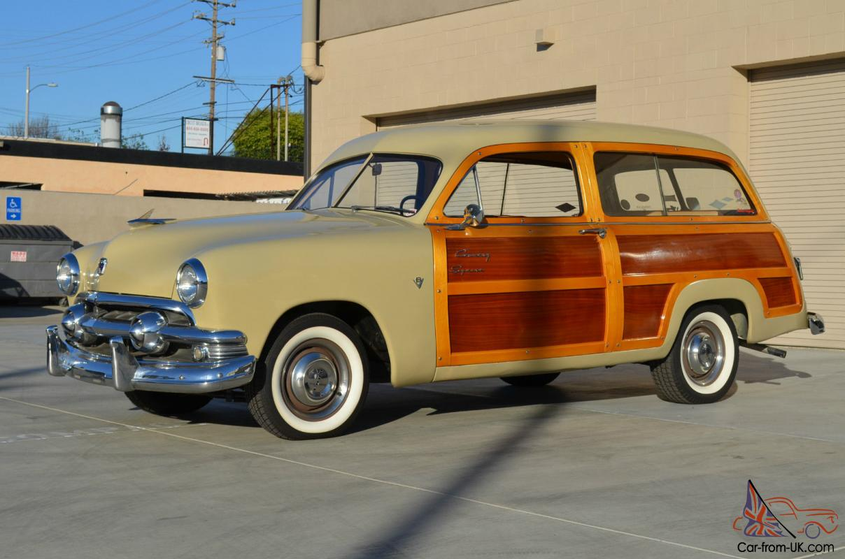 2002 Ford Country Squire