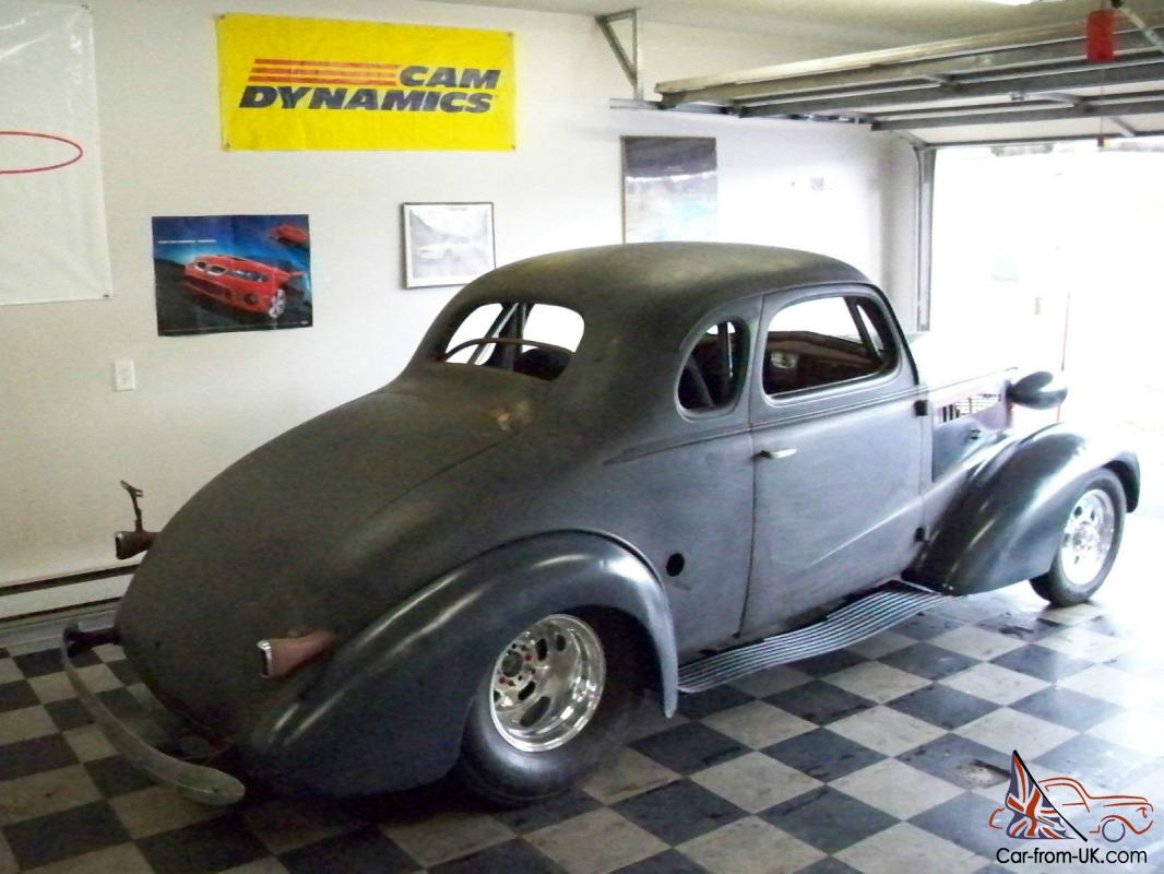 1938 Chevrolet Car Wiring Harness Simple Diagram Pro Street 5 Window Coupe Prostreet Project All Steel Classic