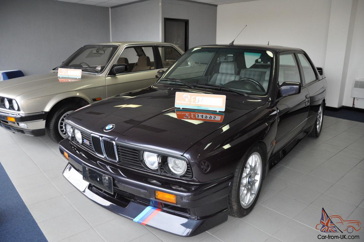 Bmw M3 Evolution Ii E30 1988