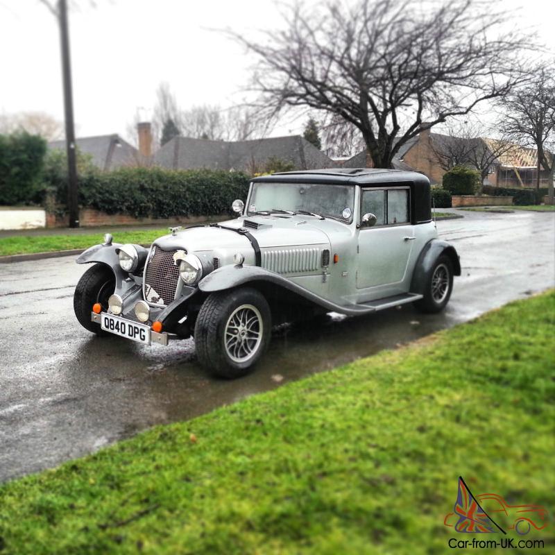 Rare Stunning Imperial Jackal Classic Car