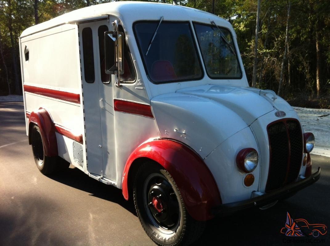 How Much To Ship A Car >> 1966 Divco Milk Truck