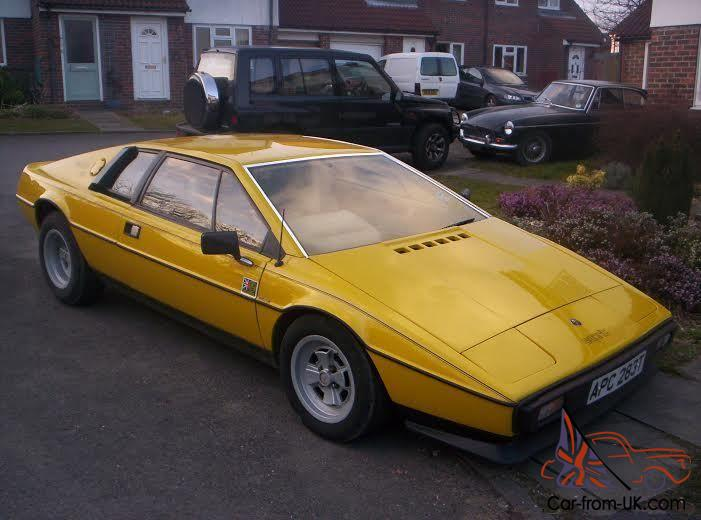 best wholesaler to buy superior quality HIGHLY COLLECTABLE LOTUS ESPRIT S2 1978