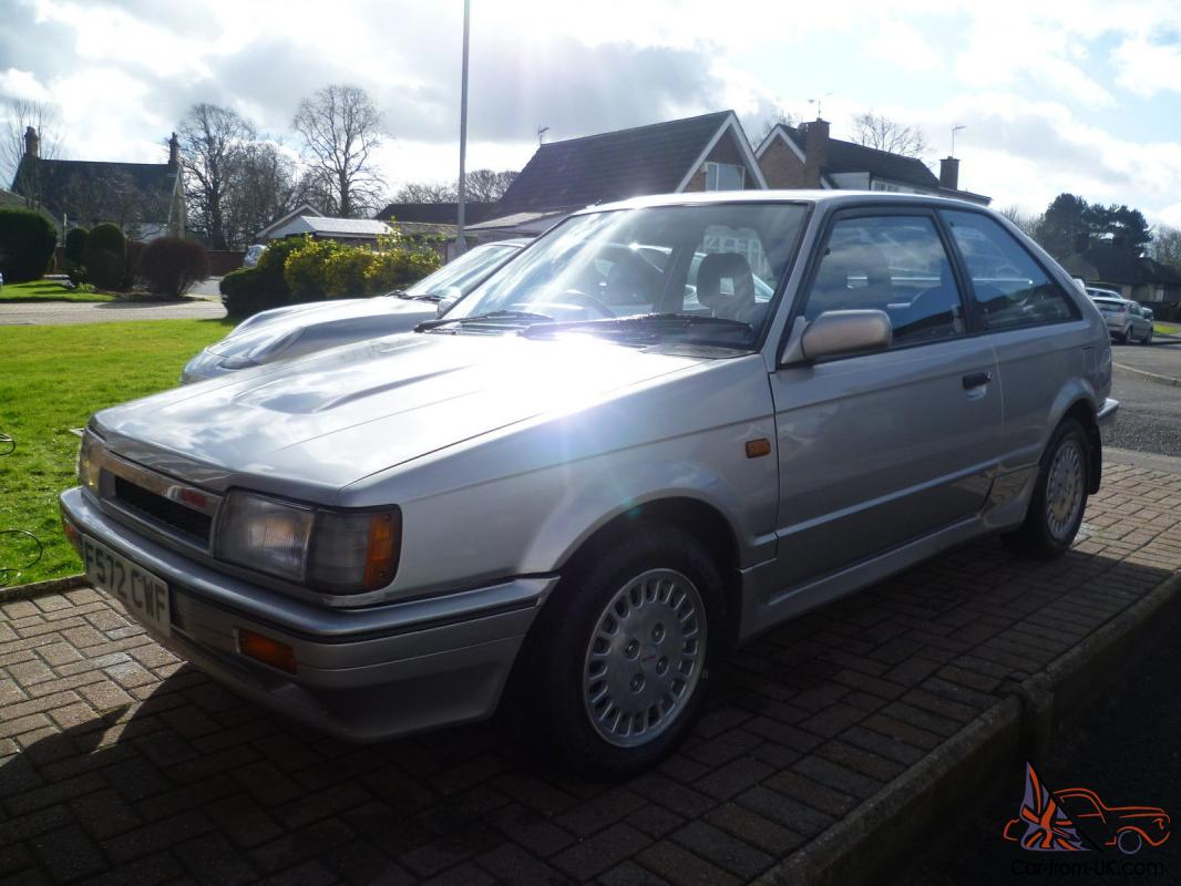 Mazda 323 4x4 Turbo Lux  Bf   1988  Classic  Rally  Track
