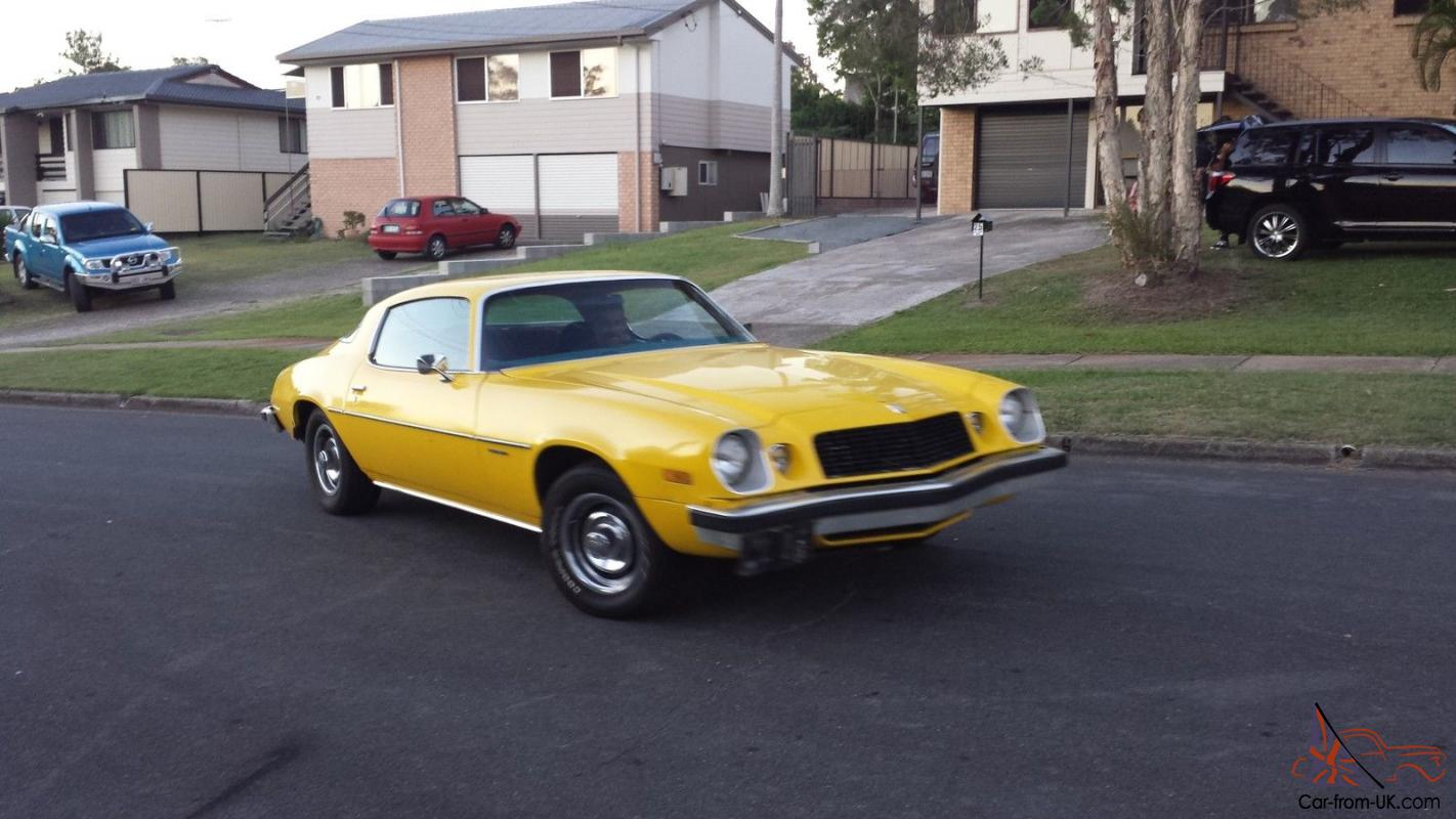 1976 Camaro