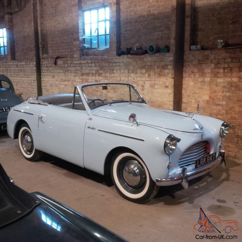 Very Rare 1952 Jensen Body Austin A40 Sports
