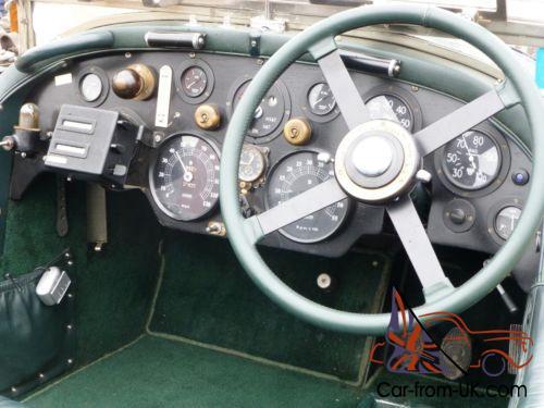 1950 Bentley Speed Six Le Mans Petersen Old no 2 Rep