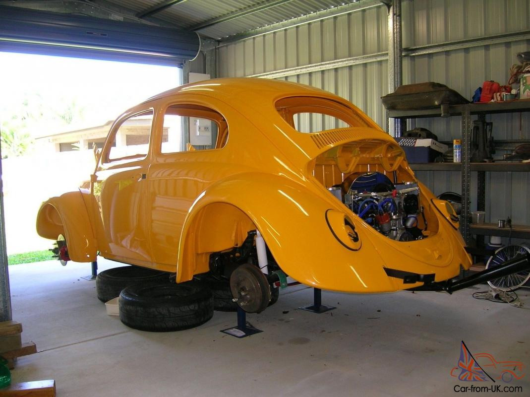 1966 Vw Beetle Project In Yarrabah Qld