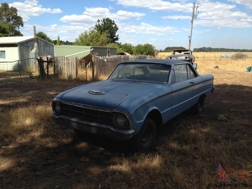 fd046366 Ford XM Falcon Coupe Hardtop XP Barn Find
