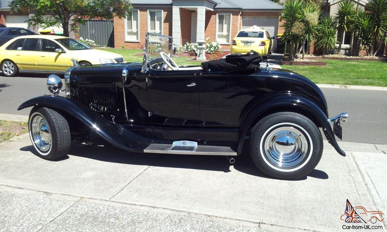 1931 Ford A Model Roadster In Hillside Vic