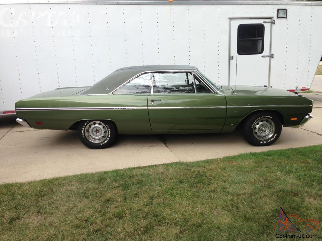 1969 Dodge Dart Custom