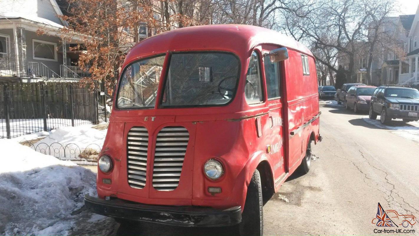 1952 International Harvester Metro - Runs/Drives/Stops - Rare!