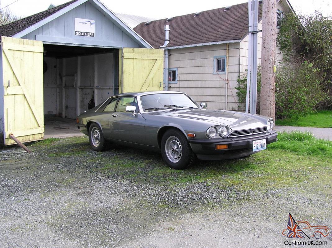 1979 Jaguar XJS Base Coupe 2-Door 5.3L, Automatic, 31,592 ...