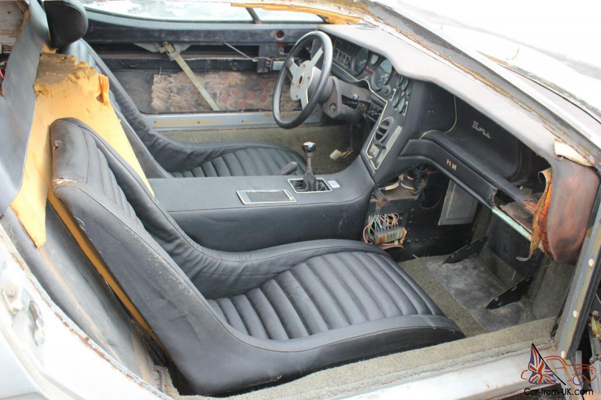 1975 Maserati Bora 4.9 Litre