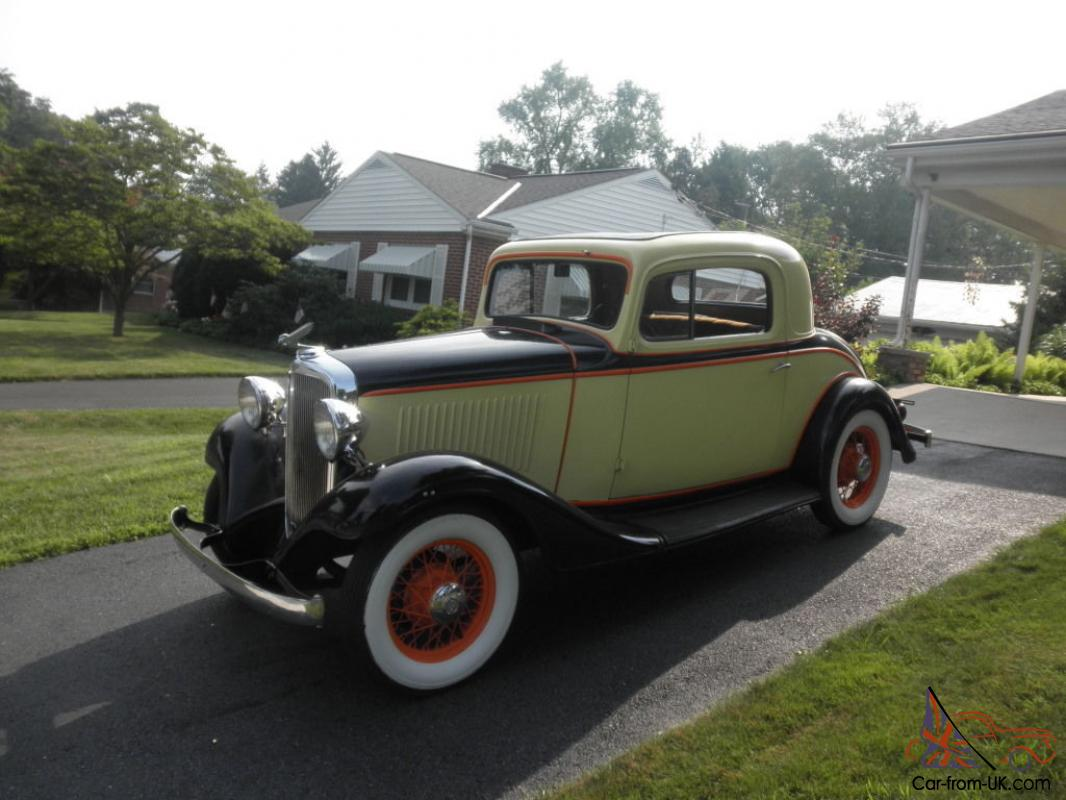 Coupe 1933 chevy coupe sale : CHEVY COUPE (MERCURY series)