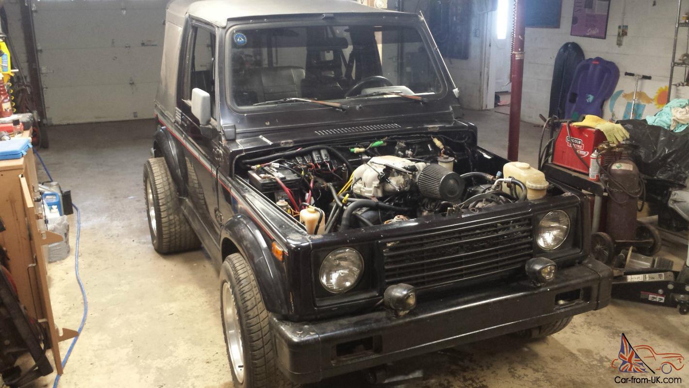 [QMVU_8575]  87 suzuki samurai 4.3 vortec V6 conversion fast !!! | 1988 Suzuki Samurai Wiring Harness |  | Car-from-UK.com