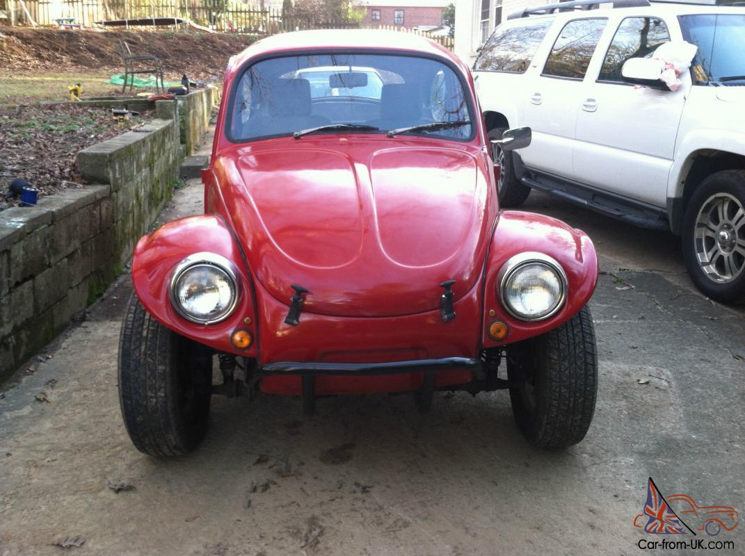 1970 Vw Bug Baja